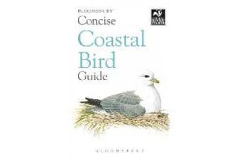 Concise Coastal Bird Guide (The Wildlife Trusts)