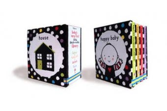 Babys Very First Black & White Little Library (Baby's Very First)
