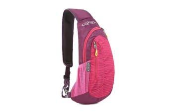 (Rose) - G4Free Sling Bags Men Shoulder Backpack Mini Chest Day Bag Kids Small Cross Body