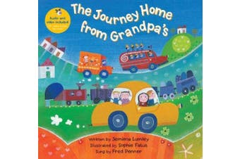 The Journey Home from Grandpa's [With CD (Audio)]