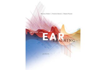Music for Ear Training (with Premium Website Printed Access Card) [With CDROM]