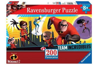 Ravensburger Disney Pixar: Incredible 2 Puzzle (200 Piece)