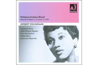 Wolfgang Amadeus Mozart: Requiem Mass in D minor, K. 626