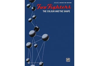 Foo Fighters the Colour and the Shape: Authentic Guitar Tab