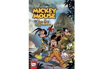 Mickey Mouse Fire Eye Of Atlantis