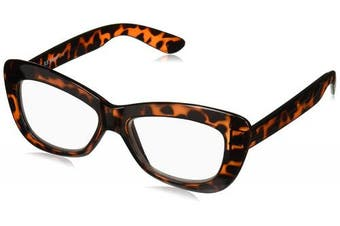 (2.75, Tortoise) - A.J. Morgan womens CRUSHED, TORTOISE, 2.75