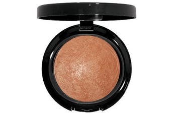 (Fiji) - Beauty Deals Baked Bronzing Powder Satin Smooth Texture, Radiant Glowing Finish (Fiji)
