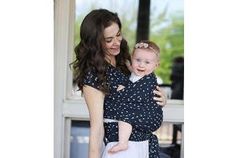 (Seville) - Boba Wrap Baby Carrier, Seville - Original Stretchy Infant Sling, Perfect for Newborn Babies and Children up to 16kg