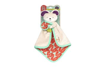 B. toys by Battat BX1589Z Security Blanket Bunny