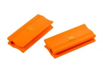 (35-45 cm) - Braisogona Efficient Silicon Handle, Orange, 35-45 cm
