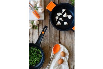 (18 cm) - Braisogona Efficient Aluminium Frying Pan, 18 cm, Cast, All Cookers Including Induction.