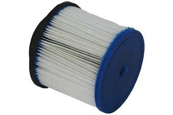 jbay. areas Spa Pool Filter Cartridge, White/Blue, 10 x 10 x 10 cm
