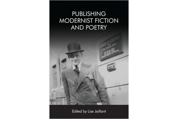 Publishing Modernist Fiction and Poetry