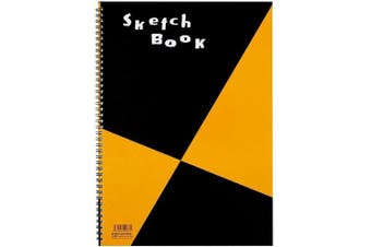(B4, SKETCHBOOK) - Maruman ZUAN Sketchbook 35cm x 25cm (B4), Unruled, 24 pages (S120)