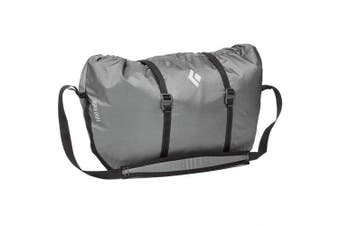 (One Size, Nickel) - Black Diamond Super Chute Rope Bag