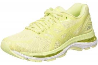 (6.5 UK, Yellow (Green Limelight/Green Limelight/Safety Yellow 8585)) - ASICS Women's Gel-Nimbus 20 Running Shoes