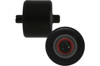 (Black, Medium) - Heelys Replacement Fats Wheels With ABEC 5 Bearings