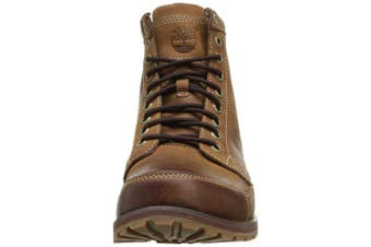 (10 UK, Burnished Brown) - Timberland Original 15cm Earthkeepers, Men's Boots