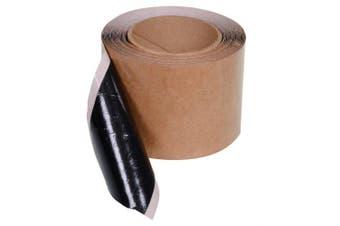 (7.6cm  x 7.6m) - Aquascape EPDM Liner Seam Tape, Double-Sided, 7.6cm by 7.6m, PRO Grade, Black   22017
