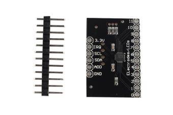 HALJIA MPR121 Breakout V12 Proximity Capacitive Detectors Touch Sensor Controller Module I2C Keyboard
