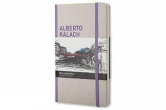 Moleskine Inspiration and Process in Architecture - Alberto Kalach (Design and Architecture Books)