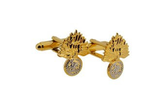 British Military Store Royal Regiment of Fusiliers Cufflinks