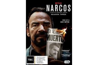 Narcos: Season 3 [Region 4]
