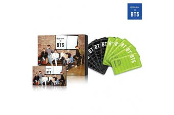 (02 Brightening Care) - Mediheal X BTS Facial Mask Sheet Special Set/Mask Sheet 10ea + BTS Photocard 14ea (02 Brightening Care)