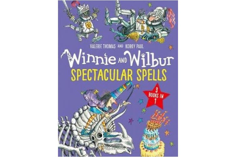 Winnie and Wilbur: Spectacular Spells