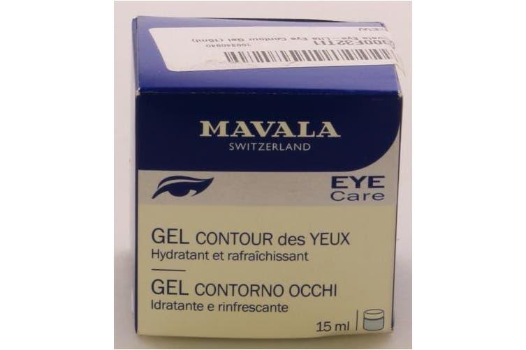 Mavala Eye-Lite Eye Contour Gel, 15ml