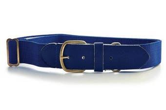 (One Size, Blue) - BSN Baseball Belt