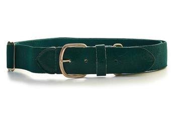 (One Size, Kelly Green) - BSN Baseball Belt