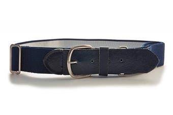 (One Size, Navy Blue) - BSN Baseball Belt