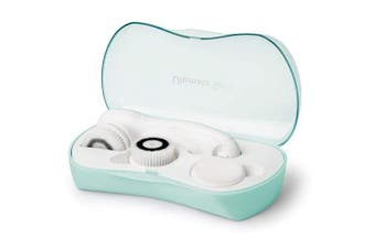 (Blue) - My Life My Shop Ultimate Spin Daily Facial Cleansing System, Blue