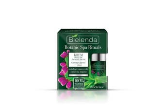 Bielenda BOTANIC SPA RITUALS Anti-Wrinkle Face Cream with Indian Fig Opuntia + Aloe Day/Night 50ml