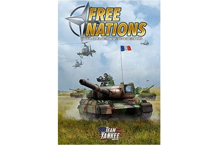 Team Yankee: Free Nations Book