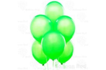 (25cm  Pack of 144, Wintergreen) - 25cm Latex Balloons (Premium Helium Quality), Pack of 144, Wintergreen