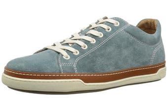 (9.5 UK, Opal Green) - Allen Edmonds Men's Porter Derby Sneaker