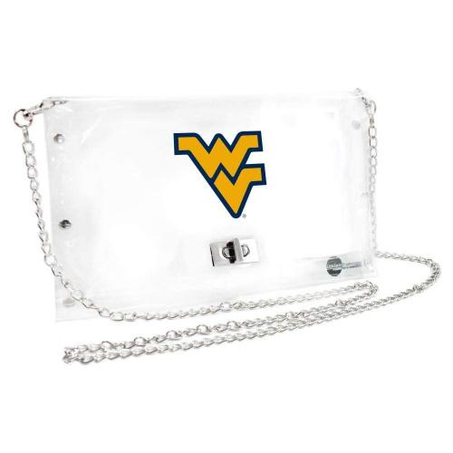 Littlearth NCAA womens Ncaa Clear Envelope Purse