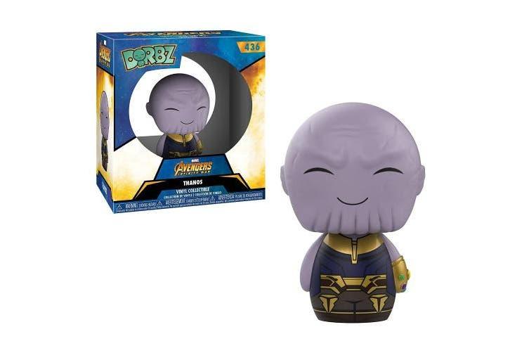 FUNKO DORBZ MARVEL: Avengers Infinity War - Thanos