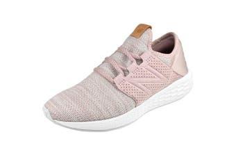 (10.5 B(M) US, Charm) - New Balance Women's Cruz V2 Fresh Foam Running Shoe