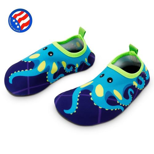 boys slip on water shoes