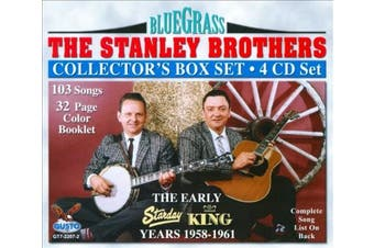 The Stanley Brothers: The Early Years, 1958-1961