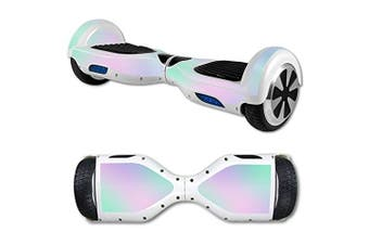 (Cotton Candy) - MightySkins Protective Vinyl Skin Decal for Hover Board Self Balancing Scooter mini 2 wheel x1 razor wrap cover Cotton Candy