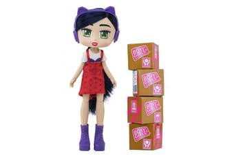 (Riley) - Boxy Girls Riley Dolls Collection Fashion Channel Playtime