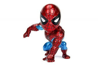 Marvel Metals Classic Spiderman Collectible Toy Figure