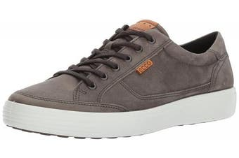 (45 EU / 11-11.5 US, Wild Dove Grey) - ECCO Men's Soft 7 Fashion Sneaker