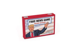 Fake News Game Trump Edition