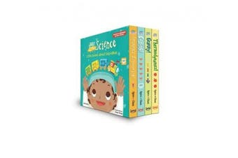 Baby Loves Science Board Boxed Set [Board book]