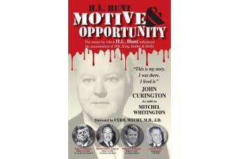 H.L. Hunt: Motive & Opportunity